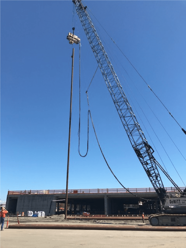 Steel Pipe Foundation Pile