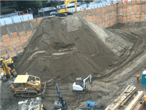 Excavation | DeWitt Construction